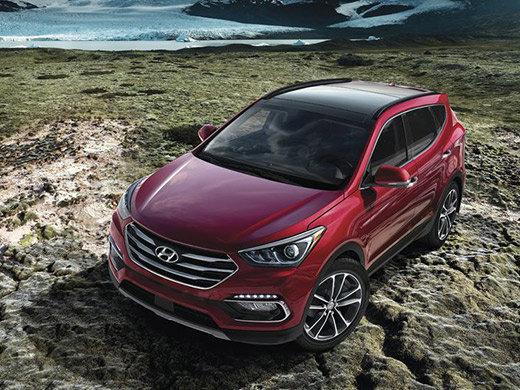 Nouveau Hyundai Santa Fe Sport 2017 : techno, confo et sécuritaire!