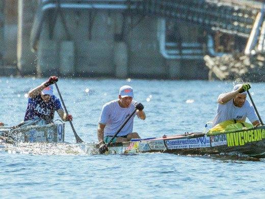 Une autre année de partenariat avec le canotier Guillaume Blais!