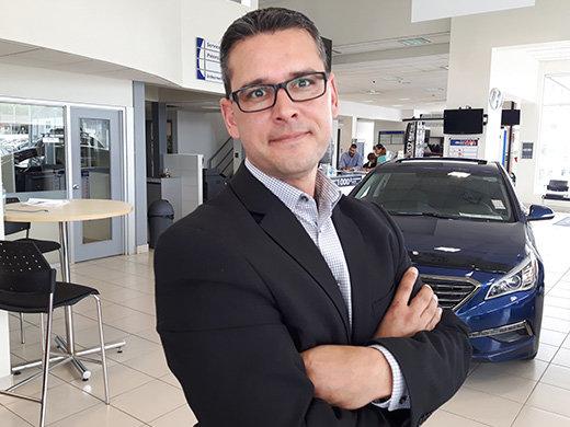 Eric Shink : un directeur des ventes dynamique et  engagé!