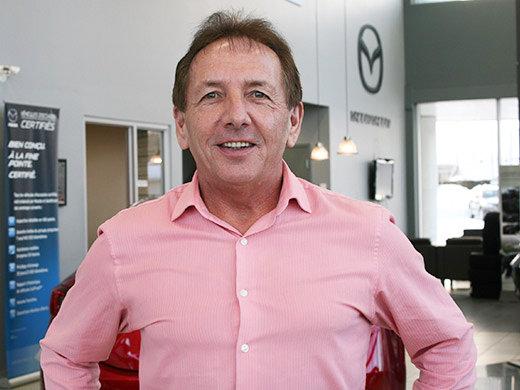 Jacques Brouillette, un directeur des ventes passionné!