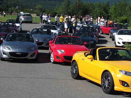 Le 19 août prochain, Shawinigan sera Mazda MX-5!
