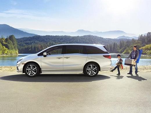 La toute nouvelle Honda Odyssey 2018 est arrivée!