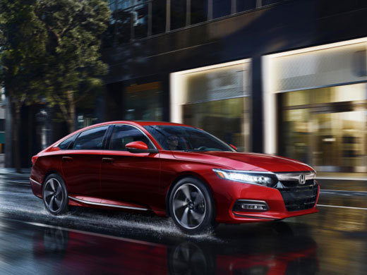L'épatante Honda Accord 2018