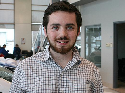 Guillaume Samson, un conseiller aux ventes passionné