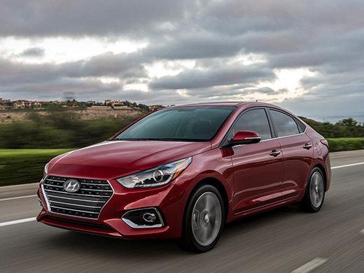 Accent 2018: une voiture plus confortable, plus fiable et toujours économique!