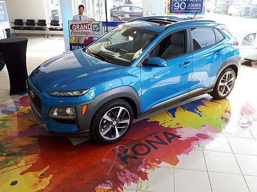 Hyundai Trois-Rivières souligne l'arrivée du tout nouveau KONA