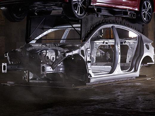Qu'est-ce que la SUPERSTRUCTUREMC de Hyundai?