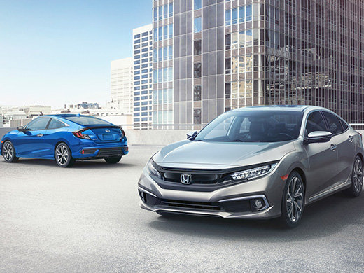 Honda Civic 2019 : championne du plaisir de conduire!