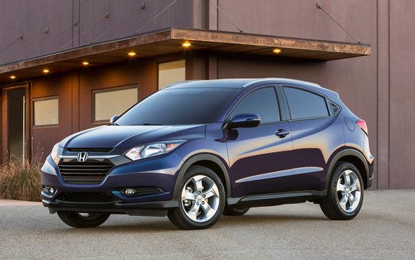 Le Honda HR-V sera présenté au Salon de Los Angeles le 19 novembre prochain!