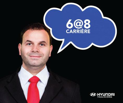 Un 6@8 CARRIÈRE pour les gens intéressés au domaine automobile!