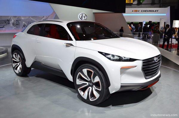 Le prototype Intrado de Hyundai se dévoile