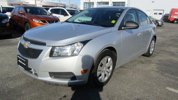 2012 Chevrolet Cruze LS LS+ w/1SB