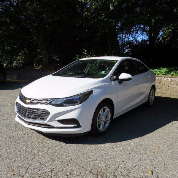 2017 Chevrolet Cruze LT  - Bluetooth -  SiriusXM