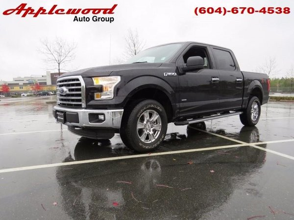 2016 Ford F-150 - Low Mileage