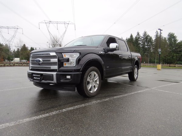 2017 Ford F-150 - Low Mileage