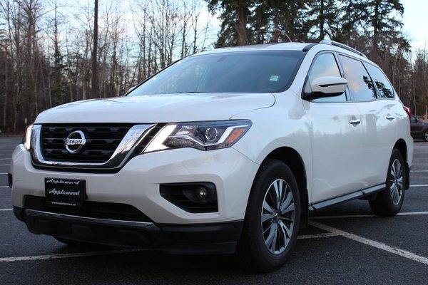 2017 Nissan Pathfinder S/SV/SL/Platin