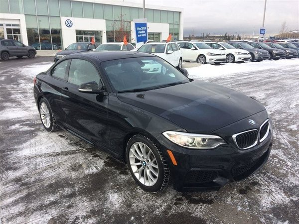 2014 BMW 228i Coupe M Sport Line