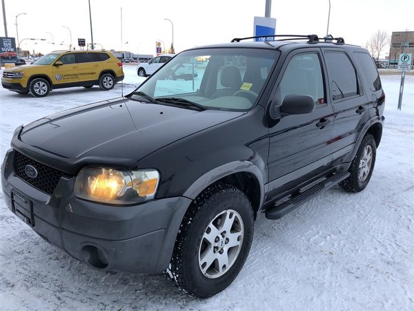 2005 Ford Escape XLT 4Dr 2WD 6CYL