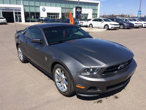 2011 Ford Mustang Base 2D Coupe