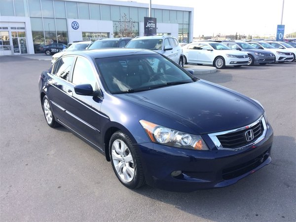 2008 Honda Accord Sdn EX-L V6 at