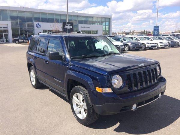 2014 Jeep Patriot 4x4 Limited