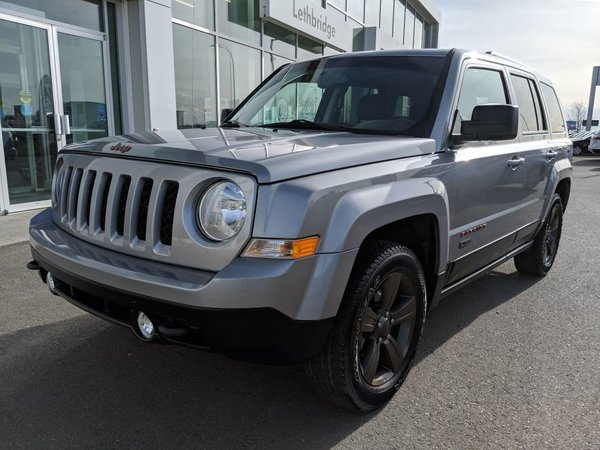 2016 Jeep Patriot 75th Edition