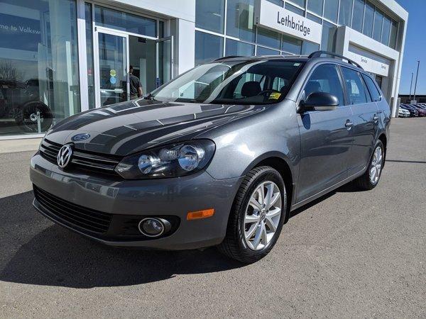 2013 Volkswagen GOLF WAGON TDI COMFORTLINE Comfortline