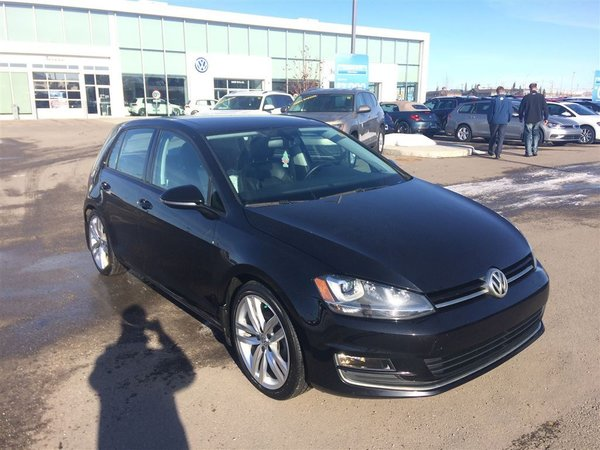 2016 Volkswagen Golf 5-Dr 1.8T Highline 5sp