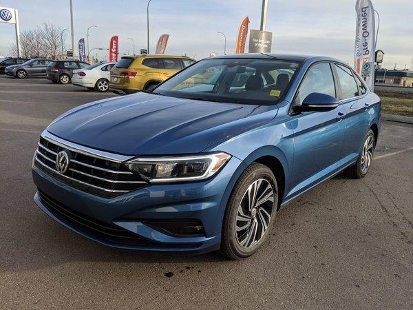 2019 Volkswagen JETTA EXECLINE Execline 1.4T 8sp at w/Tip