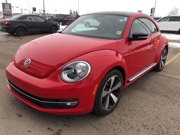 2014 Volkswagen The Beetle Sportline 2.0T 6sp