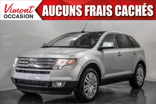 2010 Ford Edge 2010+AWD+LIMITED+CUIR+TOIT PANORAMIQUE
