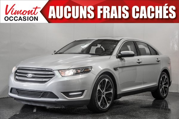 2014 Ford Taurus 2014+AWD+SEL+CAMERA RECUL+CUIR+SIEGES CHAUFFANTS