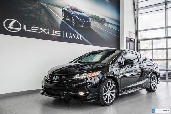 2015 Honda Civic Coupe SI HFP KIT/ NAVIGATION  / CAMÉRA / TOIT OUVRANT