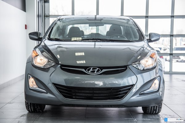 Hyundai Elantra SE Sport / Toit / Camera / Sièges chauff 2016
