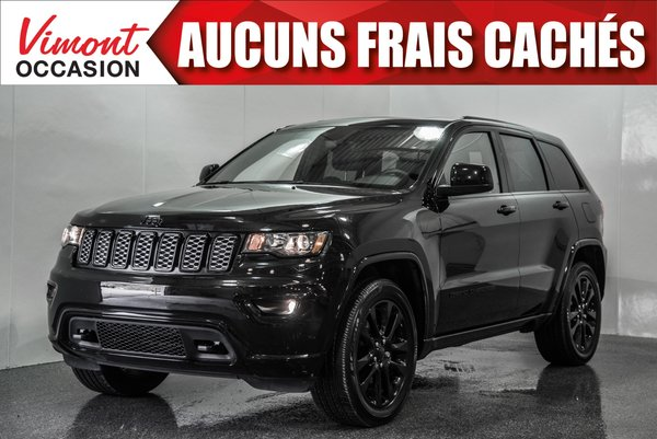 2017 Jeep Grand Cherokee 2017 ALTITUDE+LIMITED+CUIR+GPS