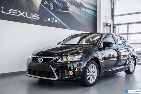 Lexus CT 200h Hybride / Taux à compter de 1.9% 2016