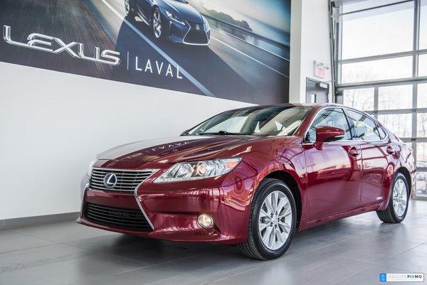 2013 Lexus ES 300h HYBRIDE / GPS / CAMÉRA / CUIR