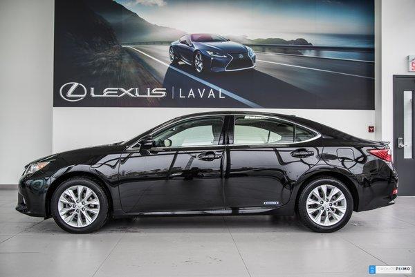 Lexus ES 300h Hybride, Camera arr, Cuir, toit ouvrant 2015