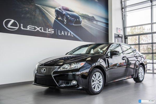 2014 Lexus ES 350 Navigation-Gps, /Cuir-Leather