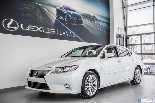 Lexus ES 350 ENSEMBLE TECHNOLOGIE 2014