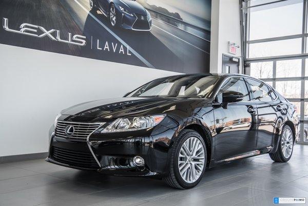 Lexus ES 350 Executif / Toit Pano / Cruise Lazer / GPS + 2015
