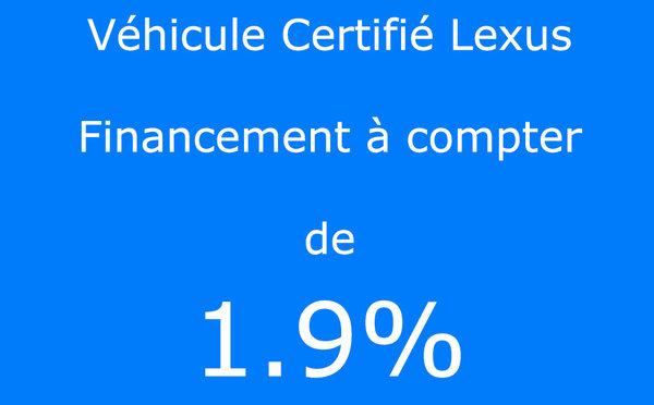 2017 Lexus IS 300 AWD AWD / Certifié Lexus / Taux à compter de 1.9%