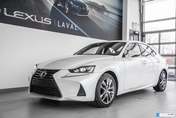 2017 Lexus IS 300 AWD AWD / CAMÉRA / CRUISE LASER