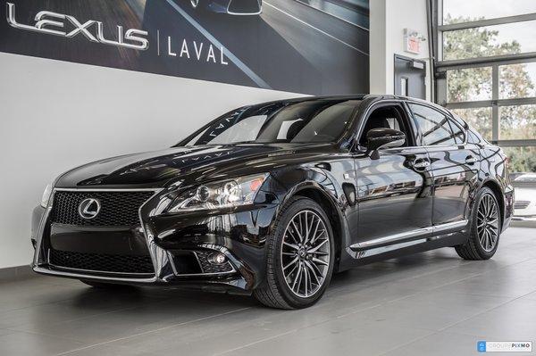 Lexus LS 460 F-Sport / SWB / Navigation / Mark Levinson 2014