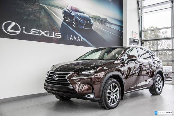 2016 Lexus NX 200t PREMIUM TAUX À COMPTER DE 1.9%