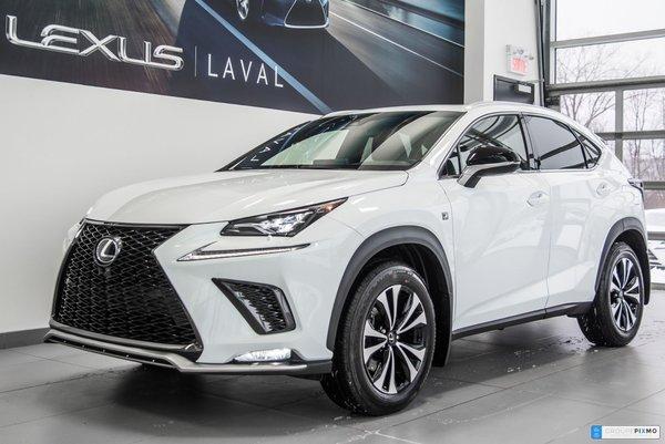 Lexus NX 300 300 F-SPORT 1/ $254.42 aux 2 semaines* 2018