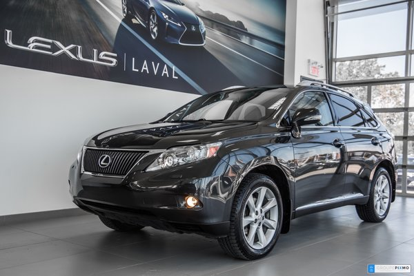 Lexus RX 350 TOURING / GPS / CAMÉRA / TOIT OUVRANT 2011