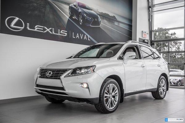 Lexus RX 350 Navigation- Garantie 2 ans kms illimité * 2013