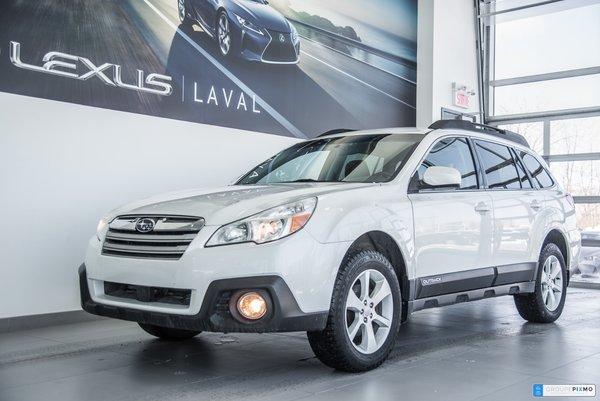 Subaru Outback 2.5i AWD MAGS / $122.43 aux 2 semaines* 2013