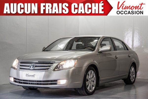 Toyota Avalon 2006+XLS+CUIR+TOIT+MAGS+A/C+GR ELEC COMPLET 2006